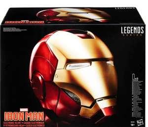 10% Rabatt auf Marvel Bestseller, z.B. Avengers Iron Man Elektrohelm / Deadpools Interaktiver Premium Kopf für 94,78€