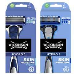 50% Cashback beim Kauf von Wilkinson Hydro Skin Protection Rasierern [coupies]