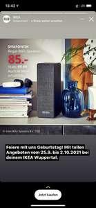 [Lokal IKEA Wuppertal] SYMFONISK Regal-WiFi-Speaker