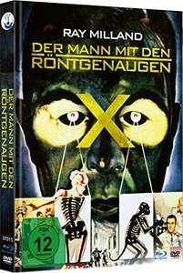 Der Mann mit den Röntgenaugen - Limited Mediabook-Edition inkl. Booklet (Blu-ray + DVD) für 15,98€ (JPC & Amazon Prime )