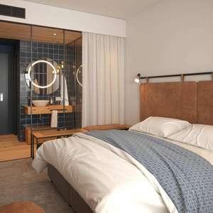 Budapest: 2 Nächte im H2 Hotel Budapest - Doppelzimmer inkl. Frühstück / Gutschein 3 Jahre gültig / 1 Kind bis 6 frei