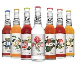 Boxbote elephant bay Eistee Ice tea Augsburg lokal Mix 4x0,33 Probierpaket jetzt auch 7x0,33 zu haben für 7,90€