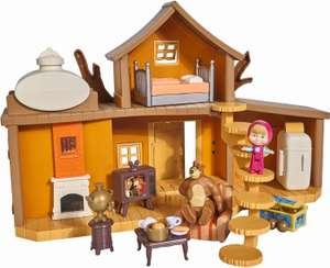 Simba Masha Bärenhaus Set (1032) für 23,44€ (Limango)