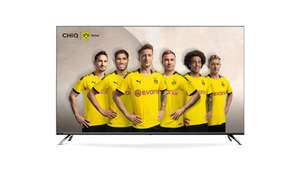 [Kaufland] CHiQ 4K Ultra HD LED 139cm (55 Zoll) U55H7SX Android Smart TV, Triple Tuner, HDR