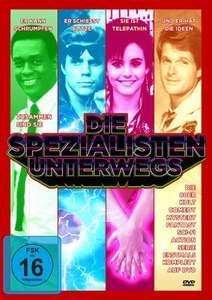 Die Spezialisten unterwegs - Die komplette Serie (5 DVDs) für 11,97€ (Amazon Prime)