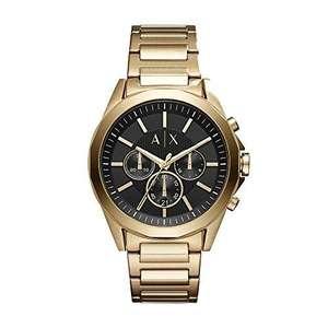 Armani Exchange Chronograph AX2611 [Gold][Quarz]