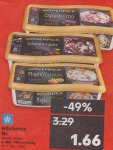 Lokal Kaufland Aachen (ehem. Real) Mövenpick Eis