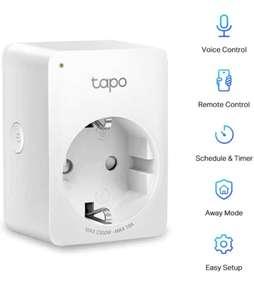 (Prime) TP-Link WLAN Smart Steckdose Tapo P100