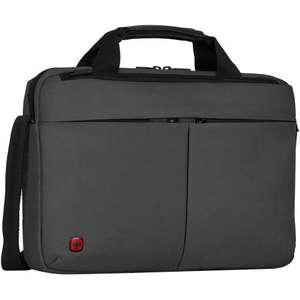 "Wenger Laptop Slimcase Format (16"", 6 Liter, 40 x 28 x 8 cm, Gepolstertes Laptopfach, Tabletfach)"