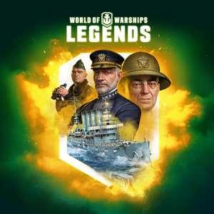 [PS4/PS5] World of Warships Legends - Alte Freundschaft DLC (Playstation Plus Exclusive)