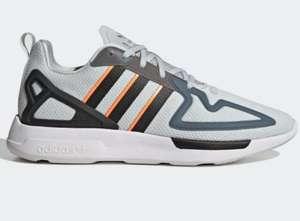 Adidas ZX 2K Fluxclear grey/core black/signal orange
