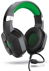 Trust Gaming Headset für Xbox Series X (S) GXT 323 X Carus - Kabelgebundene Gaming-Kopfhörer mit Mikrofon