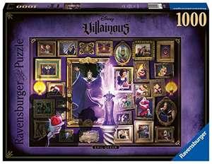 Ravensburger Disney Villainous: Evil Queen Puzzle (1000 Teile) für 8,99€ (Amazon Prime & Media Markt Abholung)
