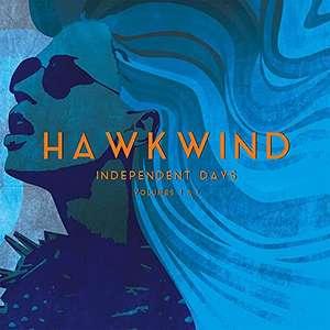 (Prime) Hawkwind - Independent Days Vol.1 & 2 (Doppel Vinyl LP)