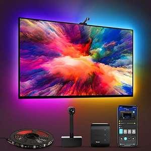 Govee WiFi LED TV Hintergrundbeleuchtung mit Kamera [PRIME]