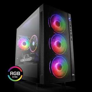 AMD Ryzen 5 3600 + AMD Radeon RX 6600 XT, 8 GB GDDR6