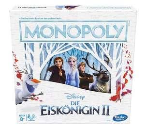 MONOPOLY Hasbro Gaming FROZEN II Brettspiel Gesellschaftsspiel