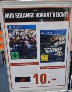 Lokal Saturn Wuppertal - PS4 - Call of Duty: Cold War, Crash Bandicoot 4, Tony Hawks Pro Skater 1&2 im Angebot
