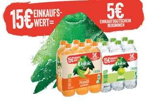 Volvic (Touch, Tee, Juicy und/oder Limotion) für 15€ kaufen und 5€ Gutschein erhalten