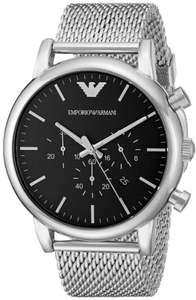 Emporio Armani Luigi Herren Chronograph Uhr (Wasserdicht bis 50 Meter) für 81,90€ inkl. Versand (Juwelier Dringo)