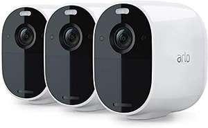 Arlo Spotlight WLAN Überwachungskamera aussen 1080p, Farbnachtsicht, Bewegungsmelder VMC2330 Amazon Prime