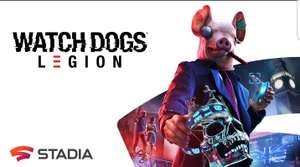 Watch Dogs: Legion [Stadia] - Neukunden - nur 19,39€