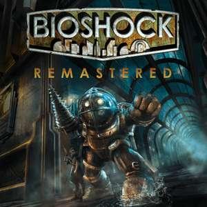 Bioshock inkl. Bioshock Remastered (Steam) für 1.76€ (WinGameStore)