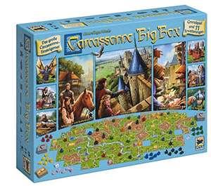 [Prime] Brettspiel Asmodee Carcassonne Big Box - BGG 8,2