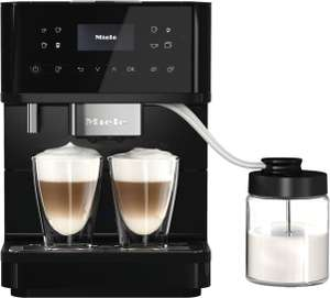 [Euronics offline] Miele CM 6560 OBPF BlackEdition Kaffee-Vollautomat obsidianschwarz/PearlFinish Euronics Neu-Ulm