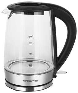 Emerio Glas-Wasserkocher Wk-123132.1 oder Lentz Glas-Wasserkocher 74099 mit jeweils 1,7 Liter für je 9,99 Euro [Poco]