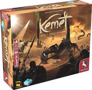 Kemet: Blut und Sand (sowie Angebote für Funkenschlag und Die Insel der Katzen)