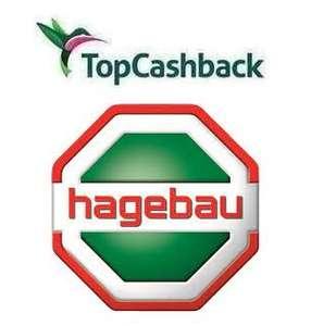 [TopCashback] Hagebau Baumarkt · Hagebaumarkt 10% Cashback + ggf. 10€ Newsletter Gutschein (50€ MBW)