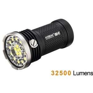 (Yonc) AceBeam X80 GT LED Taschenlampe inkl. Akkus