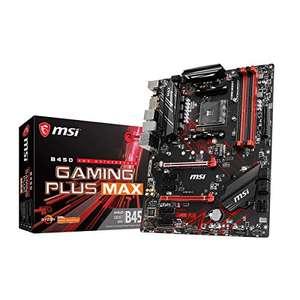[Computeruniverse] MSI B450 GAMING PLUS MAX (ATX, AMD AM4 DDR4 m.2 USB 3.2 Gen 2 HDMI ATX Gaming Motherboard)