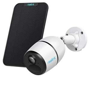 Reolink Go 3G/4G LTE Überwachungskamera Aussen Akku mit Solarpanel