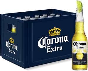 Bier & Hard Seltzer im Angebot bei Amazon z.B. Corona Lager für 20,99€ / Beck's für 12,99€ / Franziskaner für 13,49€ und weitere Sorten