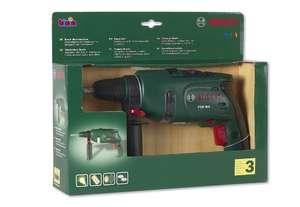 Theo Klein Bosch Bohrmaschine, Batteriebetriebener rotierender Bohrer, Mit Sound-und Lichteffekten für 12,99€ (Amazon Prime)