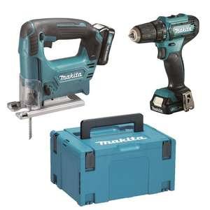 Toom Preishammer am 26.09 mit vielen verschiedenen Angeboten - z.B. Akku-Werkzeug-Set 'CLX237SAJ' mit Bohrschrauber und Stichsäge