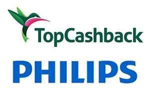 [TopCashback] Philips 12% Cashback + 10€ Newsletter Gutschein ab 30€ MBW (kombinierbar) + versandkostenfrei