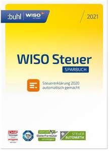 WISO Steuer-Sparbuch 2021 (für Steuerjahr 2020 | PC Aktivierungscode per Email) oder WISO Steuer-Mac 2021 für je 18,75€