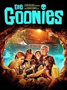 Die Goonies 4k Dolby Vision iTunes