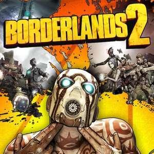 Borderlands 2 (Steam) für 2,59€ & Borderlands 2 Complete Edition für 6,69€ (MacGameStore)