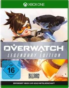 Overwatch Legendary Edition (Xbox One) für 13,98€ inkl. Versand (Expert)