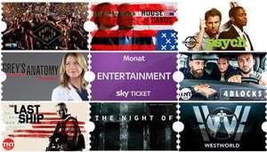 [Unidays: Studenten] Sky Entertainment Ticket für monatlich 4,99€