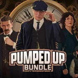 Pumped Up Bundle: 8 Steam Spiele für 3,09€ u.a Bomber Crew, The Flame in the Flood, Pumped BMX Pro, 10 Second Ninja X uvm. (Fanatical)