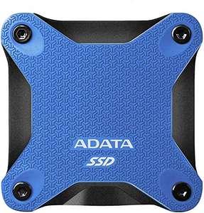 Adata SD600Q 480GB blau Externe Portable SSD Festplatte für 48,34€ inkl. Versand (Amazon.es)