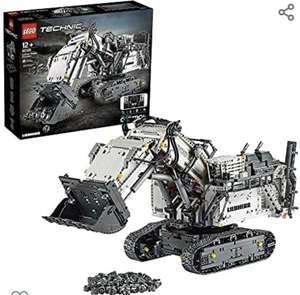 LEGO 42100 Technic Control+ Liebherr Bagger R9800