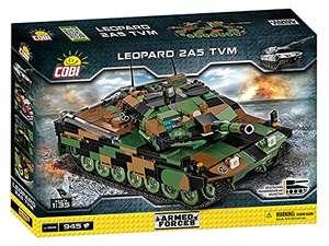 COBI Leopard 2A5 TVM (2620) für 36,31 Euro vorbestellbar [Amazon.fr, Amazon.es od. Amazon.it]-bei personalisierten Gutschein nur 31,31 Euro!