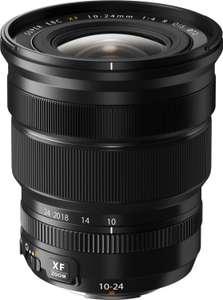 Fujifilm Fujinon XF 10-24mm F4 oder XF 80mm F2,8 Objektiv für 749,40€ - VGP 1129€   Fnac ES