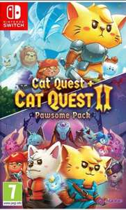 Cat Quest + Cat Quest II: Pawsome EditionPack (Switch)